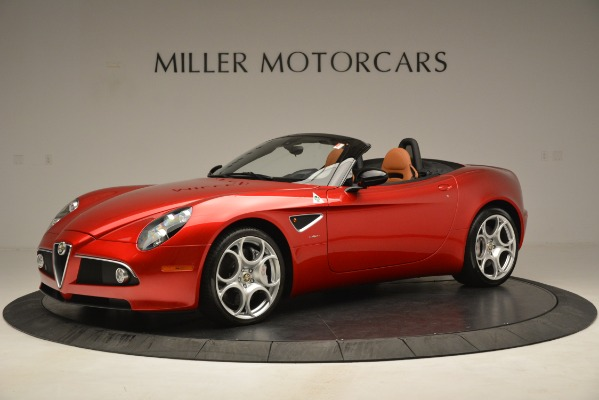 Used 2009 Alfa Romeo 8c Spider for sale Sold at Rolls-Royce Motor Cars Greenwich in Greenwich CT 06830 2