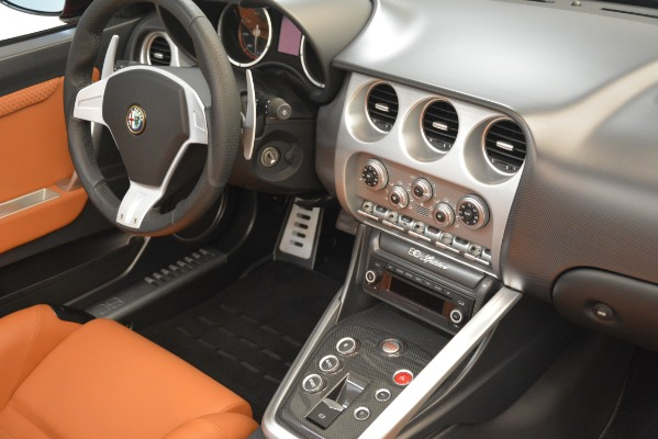 Used 2009 Alfa Romeo 8c Spider for sale Sold at Rolls-Royce Motor Cars Greenwich in Greenwich CT 06830 23