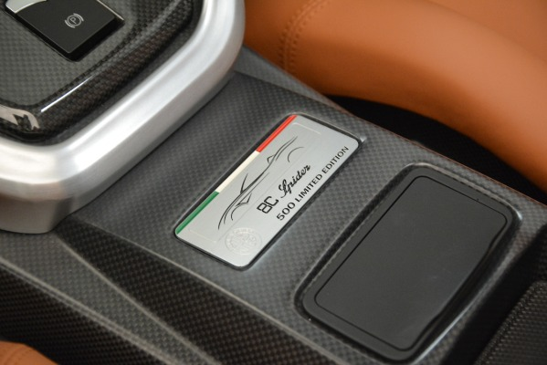 Used 2009 Alfa Romeo 8c Spider for sale Sold at Rolls-Royce Motor Cars Greenwich in Greenwich CT 06830 25