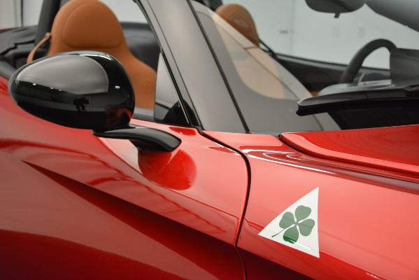 Used 2009 Alfa Romeo 8c Spider for sale Sold at Rolls-Royce Motor Cars Greenwich in Greenwich CT 06830 28