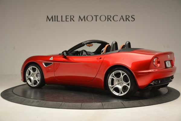 Used 2009 Alfa Romeo 8c Spider for sale Sold at Rolls-Royce Motor Cars Greenwich in Greenwich CT 06830 4