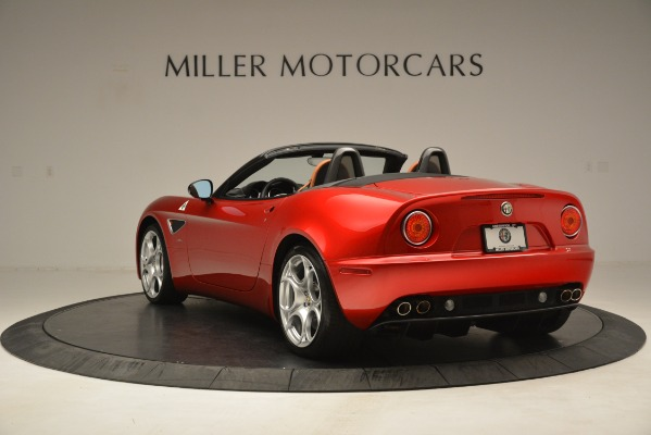 Used 2009 Alfa Romeo 8c Spider for sale Sold at Rolls-Royce Motor Cars Greenwich in Greenwich CT 06830 5