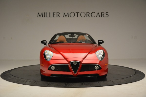 Used 2009 Alfa Romeo 8c Spider for sale Sold at Rolls-Royce Motor Cars Greenwich in Greenwich CT 06830 7
