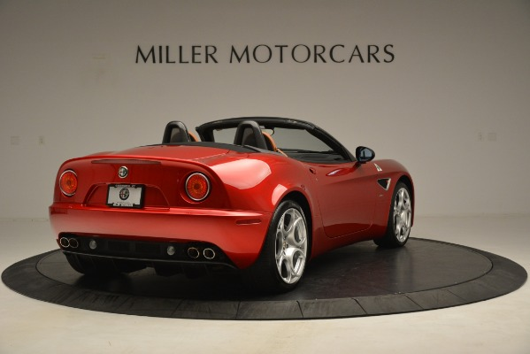 Used 2009 Alfa Romeo 8c Spider for sale Sold at Rolls-Royce Motor Cars Greenwich in Greenwich CT 06830 8