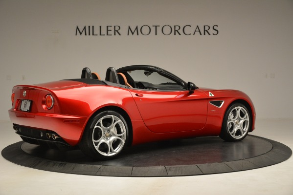 Used 2009 Alfa Romeo 8c Spider for sale Sold at Rolls-Royce Motor Cars Greenwich in Greenwich CT 06830 9