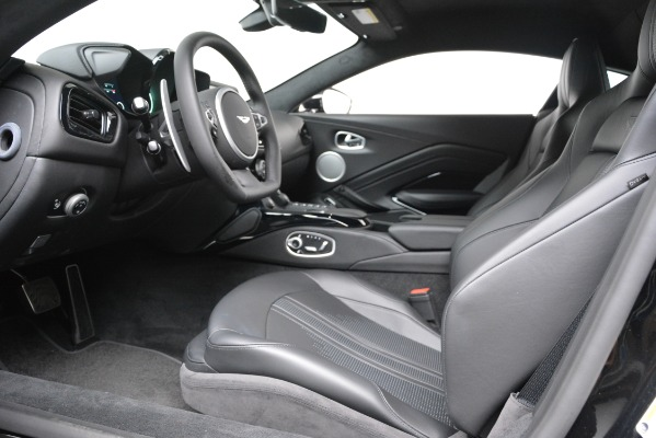New 2019 Aston Martin Vantage V8 for sale Sold at Rolls-Royce Motor Cars Greenwich in Greenwich CT 06830 15