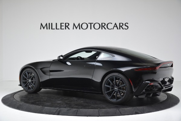 New 2019 Aston Martin Vantage V8 for sale Sold at Rolls-Royce Motor Cars Greenwich in Greenwich CT 06830 4