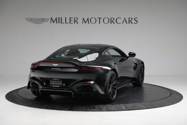 New 2019 Aston Martin Vantage V8 for sale Sold at Rolls-Royce Motor Cars Greenwich in Greenwich CT 06830 6