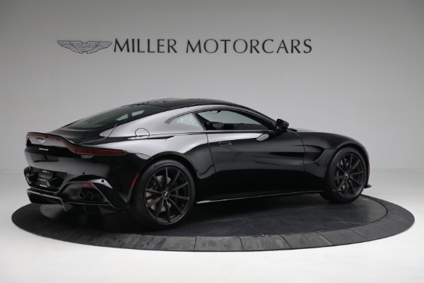 New 2019 Aston Martin Vantage V8 for sale Sold at Rolls-Royce Motor Cars Greenwich in Greenwich CT 06830 7