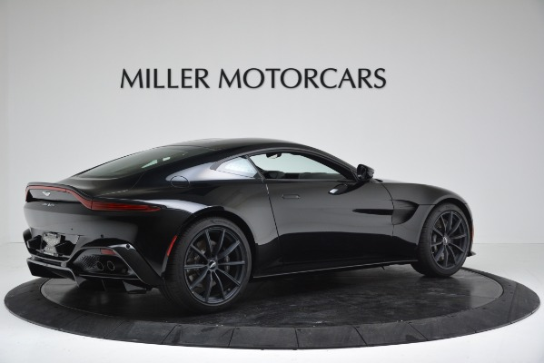New 2019 Aston Martin Vantage V8 for sale Sold at Rolls-Royce Motor Cars Greenwich in Greenwich CT 06830 8