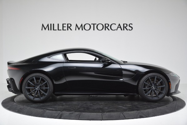 New 2019 Aston Martin Vantage V8 for sale Sold at Rolls-Royce Motor Cars Greenwich in Greenwich CT 06830 9