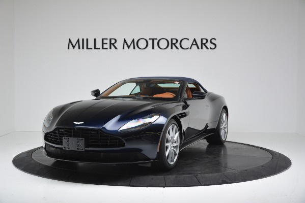 New 2019 Aston Martin DB11 V8 for sale Sold at Rolls-Royce Motor Cars Greenwich in Greenwich CT 06830 13