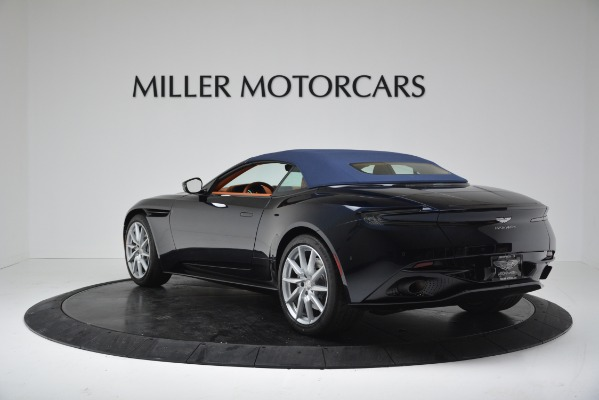 New 2019 Aston Martin DB11 V8 for sale Sold at Rolls-Royce Motor Cars Greenwich in Greenwich CT 06830 15