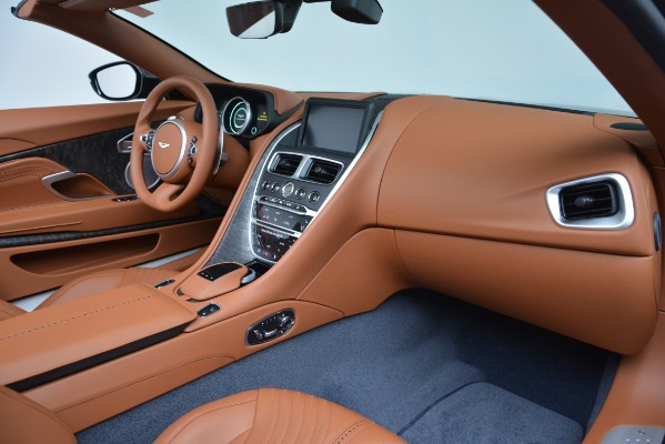 New 2019 Aston Martin DB11 V8 for sale Sold at Rolls-Royce Motor Cars Greenwich in Greenwich CT 06830 25