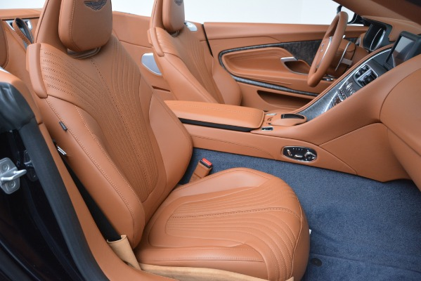 New 2019 Aston Martin DB11 V8 for sale Sold at Rolls-Royce Motor Cars Greenwich in Greenwich CT 06830 27