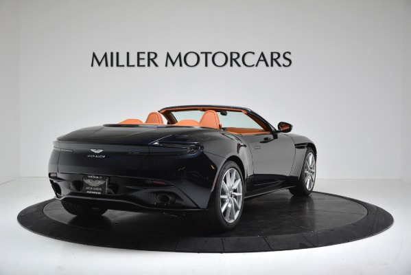 New 2019 Aston Martin DB11 V8 for sale Sold at Rolls-Royce Motor Cars Greenwich in Greenwich CT 06830 7