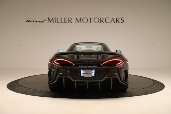 Used 2020 McLaren 600LT Spider for sale $249,900 at Rolls-Royce Motor Cars Greenwich in Greenwich CT 06830 12