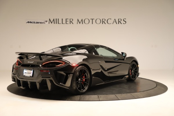 Used 2020 McLaren 600LT Spider for sale $249,900 at Rolls-Royce Motor Cars Greenwich in Greenwich CT 06830 13