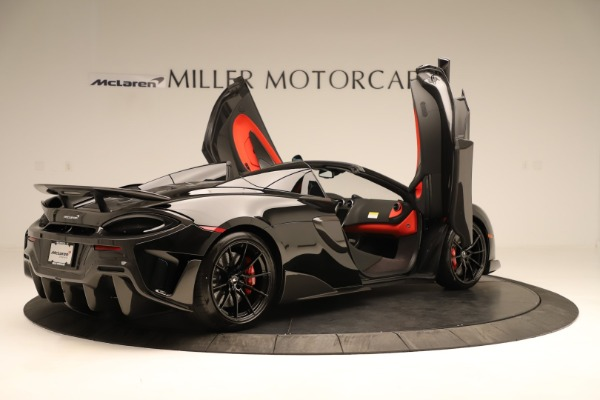 Used 2020 McLaren 600LT Spider for sale $249,900 at Rolls-Royce Motor Cars Greenwich in Greenwich CT 06830 21