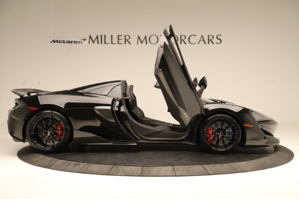 Used 2020 McLaren 600LT Spider for sale $249,900 at Rolls-Royce Motor Cars Greenwich in Greenwich CT 06830 22