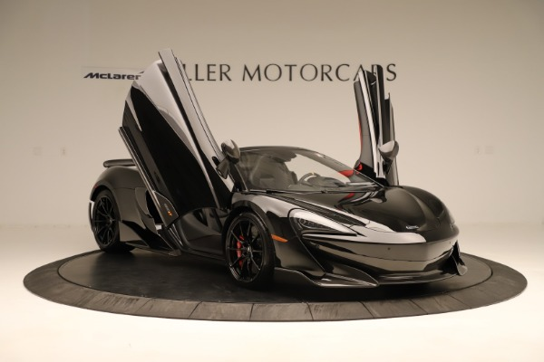 Used 2020 McLaren 600LT Spider for sale $249,900 at Rolls-Royce Motor Cars Greenwich in Greenwich CT 06830 23