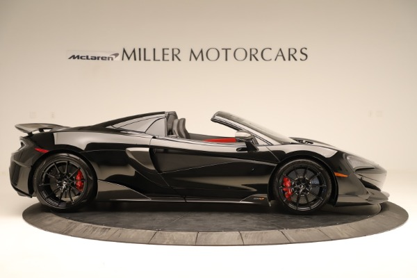 Used 2020 McLaren 600LT Spider for sale $249,900 at Rolls-Royce Motor Cars Greenwich in Greenwich CT 06830 6
