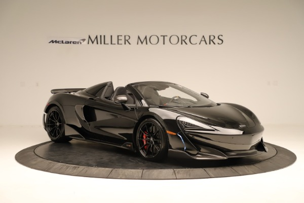 Used 2020 McLaren 600LT Spider for sale $249,900 at Rolls-Royce Motor Cars Greenwich in Greenwich CT 06830 7