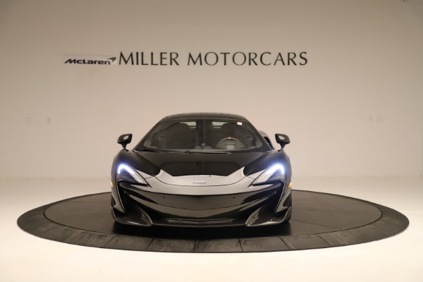 Used 2020 McLaren 600LT Spider for sale $249,900 at Rolls-Royce Motor Cars Greenwich in Greenwich CT 06830 8