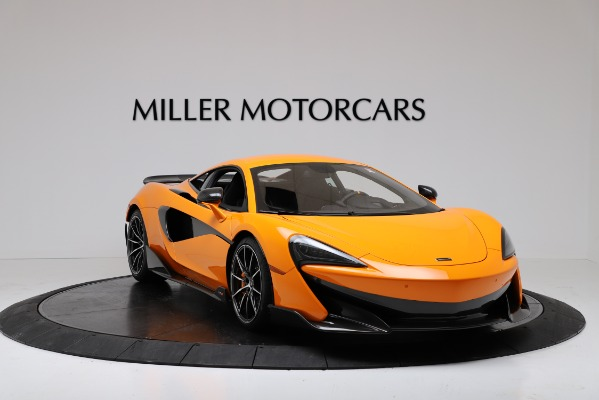 New 2019 McLaren 600LT Coupe for sale Call for price at Rolls-Royce Motor Cars Greenwich in Greenwich CT 06830 11