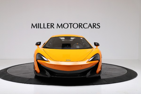 New 2019 McLaren 600LT Coupe for sale Call for price at Rolls-Royce Motor Cars Greenwich in Greenwich CT 06830 12