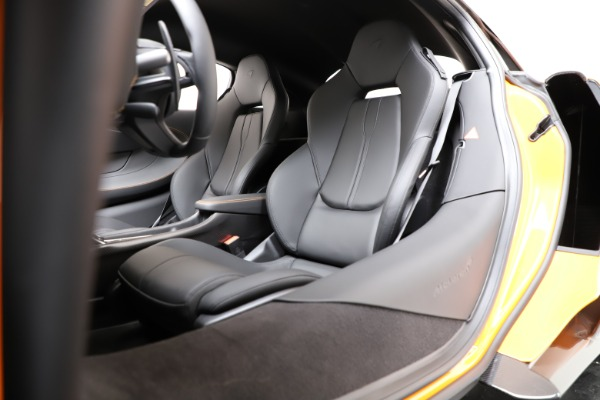 New 2019 McLaren 600LT Coupe for sale Call for price at Rolls-Royce Motor Cars Greenwich in Greenwich CT 06830 17