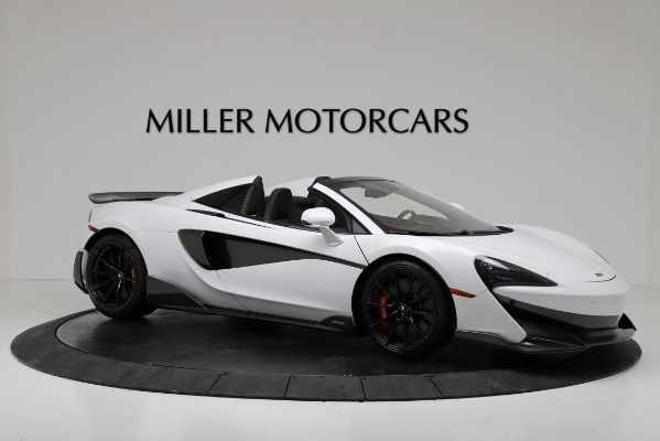 New 2020 McLaren 600LT Convertible for sale Sold at Rolls-Royce Motor Cars Greenwich in Greenwich CT 06830 10