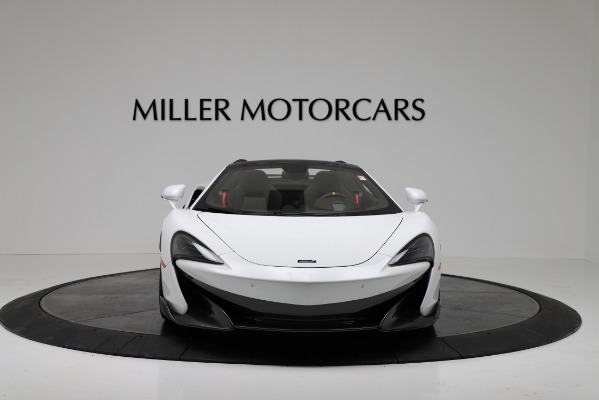 New 2020 McLaren 600LT Convertible for sale Sold at Rolls-Royce Motor Cars Greenwich in Greenwich CT 06830 12
