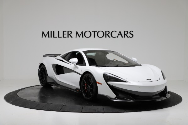 New 2020 McLaren 600LT Convertible for sale Sold at Rolls-Royce Motor Cars Greenwich in Greenwich CT 06830 18