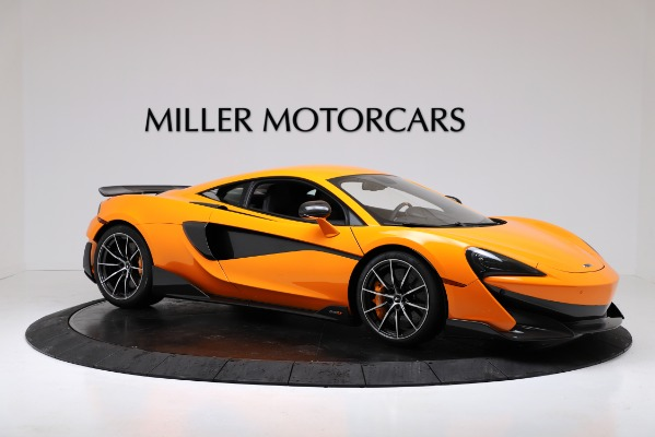 New 2019 McLaren 600LT Coupe for sale $279,310 at Rolls-Royce Motor Cars Greenwich in Greenwich CT 06830 10