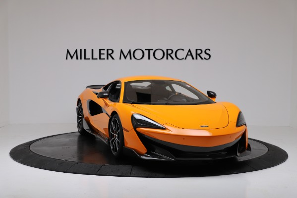 New 2019 McLaren 600LT for sale $279,310 at Rolls-Royce Motor Cars Greenwich in Greenwich CT 06830 11