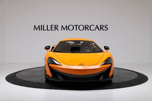New 2019 McLaren 600LT for sale $279,310 at Rolls-Royce Motor Cars Greenwich in Greenwich CT 06830 12
