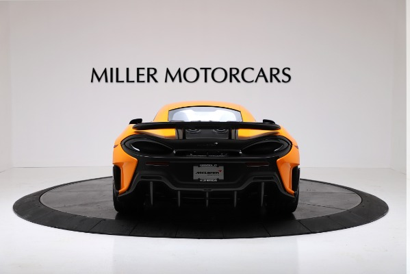New 2019 McLaren 600LT for sale $279,310 at Rolls-Royce Motor Cars Greenwich in Greenwich CT 06830 6