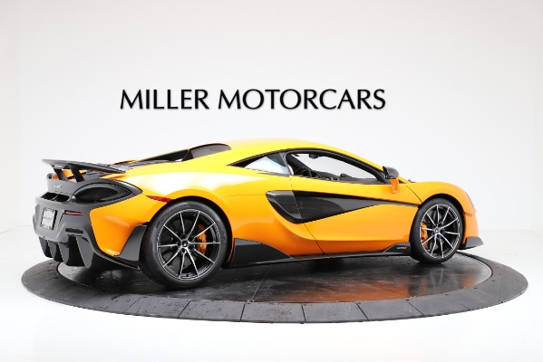 New 2019 McLaren 600LT for sale $279,310 at Rolls-Royce Motor Cars Greenwich in Greenwich CT 06830 8