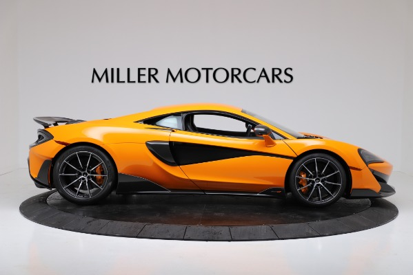 New 2019 McLaren 600LT for sale $279,310 at Rolls-Royce Motor Cars Greenwich in Greenwich CT 06830 9