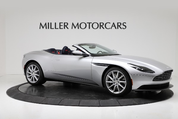New 2019 Aston Martin DB11 V8 for sale Sold at Rolls-Royce Motor Cars Greenwich in Greenwich CT 06830 10