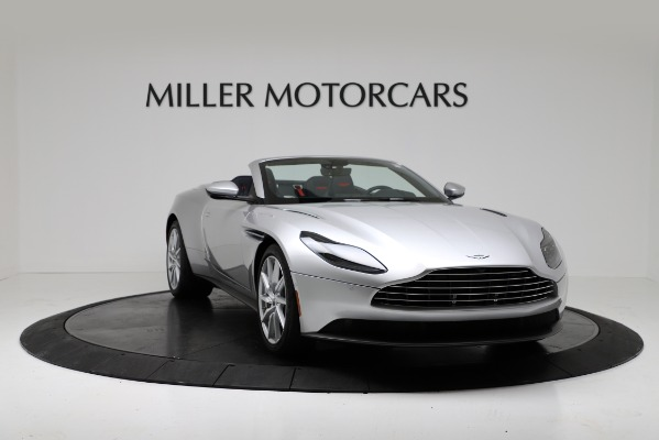 Used 2019 Aston Martin DB11 Volante for sale $209,990 at Rolls-Royce Motor Cars Greenwich in Greenwich CT 06830 11