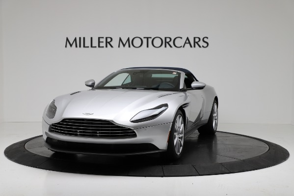 Used 2019 Aston Martin DB11 Volante for sale $209,990 at Rolls-Royce Motor Cars Greenwich in Greenwich CT 06830 13