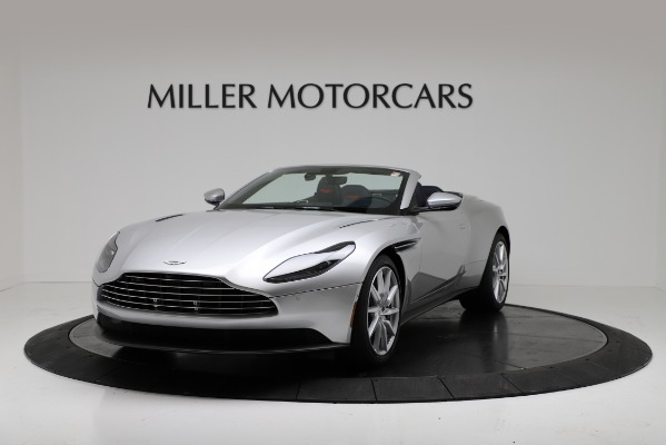 New 2019 Aston Martin DB11 V8 for sale Sold at Rolls-Royce Motor Cars Greenwich in Greenwich CT 06830 2