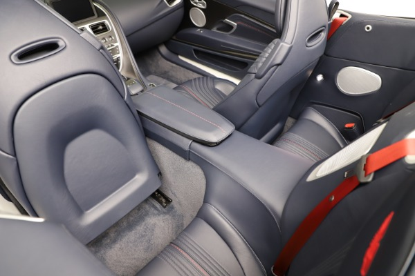 Used 2019 Aston Martin DB11 Volante for sale $209,990 at Rolls-Royce Motor Cars Greenwich in Greenwich CT 06830 24