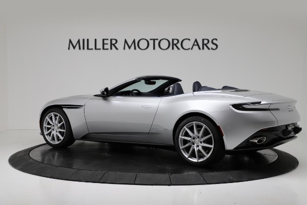 Used 2019 Aston Martin DB11 Volante for sale $209,990 at Rolls-Royce Motor Cars Greenwich in Greenwich CT 06830 4