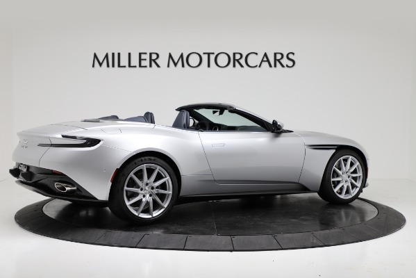 Used 2019 Aston Martin DB11 Volante for sale $209,990 at Rolls-Royce Motor Cars Greenwich in Greenwich CT 06830 8