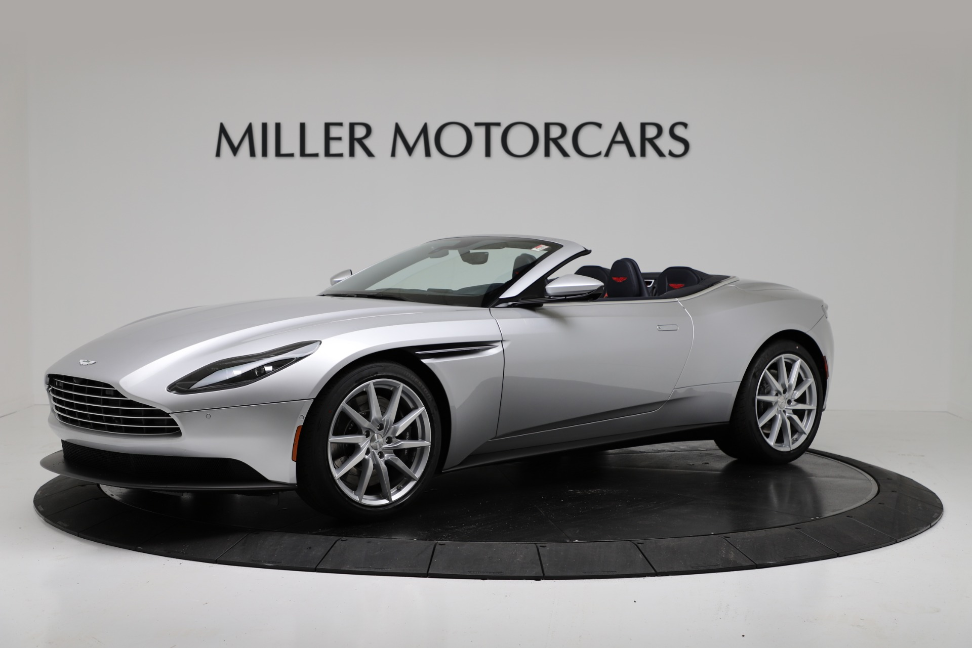 Used 2019 Aston Martin DB11 Volante for sale $209,990 at Rolls-Royce Motor Cars Greenwich in Greenwich CT 06830 1