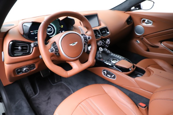 New 2020 Aston Martin Vantage Coupe for sale Sold at Rolls-Royce Motor Cars Greenwich in Greenwich CT 06830 14