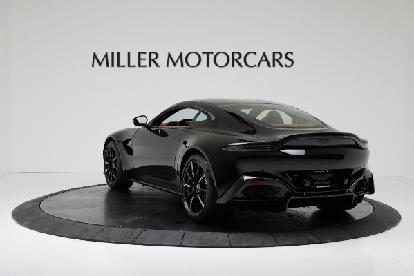 New 2020 Aston Martin Vantage Coupe for sale Sold at Rolls-Royce Motor Cars Greenwich in Greenwich CT 06830 5